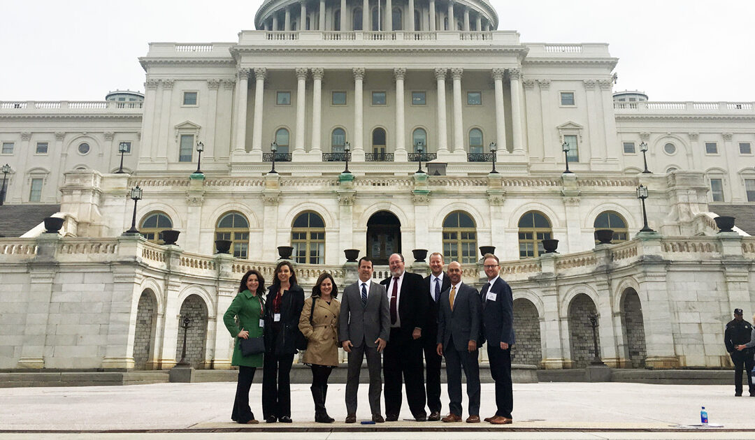 Advocating for Smarter Tech Education Policies on Capitol Hill