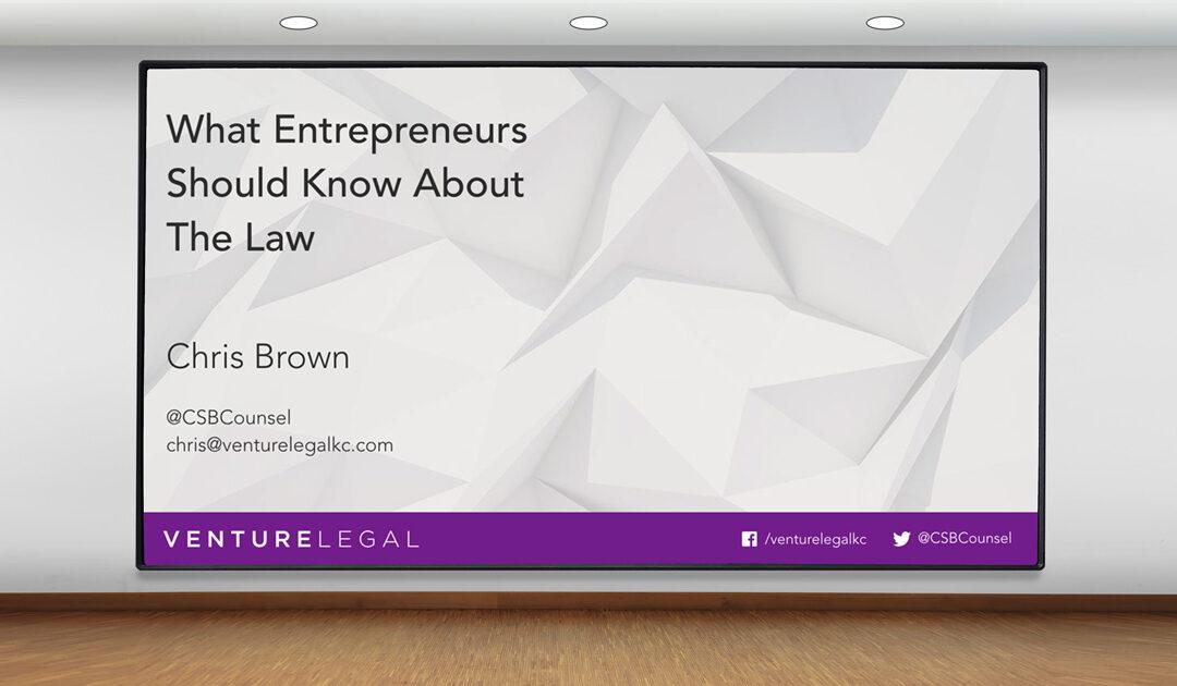 Join Venture Legal at WordCamp Kansas City 2017